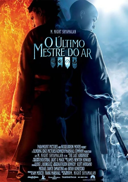 O Último Mestre Do Ar – Dublado (DVDRip) Download