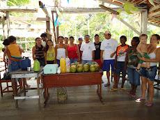 Lançamento Projeto Mulheres do Campo em Cametá-Pará,, julho 2010