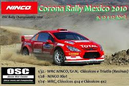 Rally di Mexico 2010