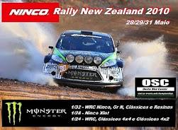 Rally New Zealand 2010