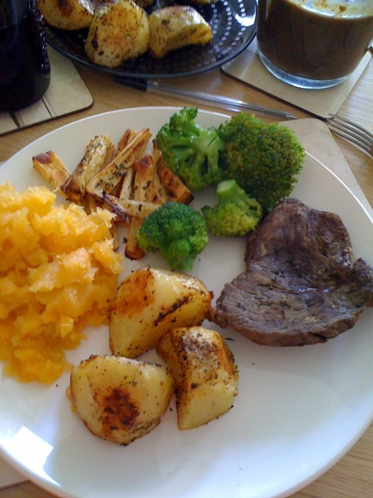 Slimming world recipes syn free sunday lunch for Sunday lunch ideas