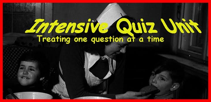 Intensive Quiz Unit