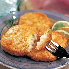 Shrimp Cakes Recipe - Shrimp Cakes