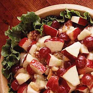 Autumn Fruit Salad recipe Ingredients