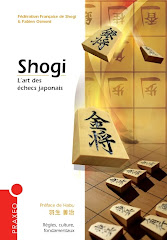 Shogi<br>L&#39;art des checs japonais