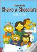"""""""Livro com cheiro a chocolate"""""""