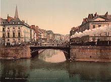 Nantes, ma ville d'origine