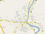 Peta ke Kg. Bendang Kering,Kuala Kangsar