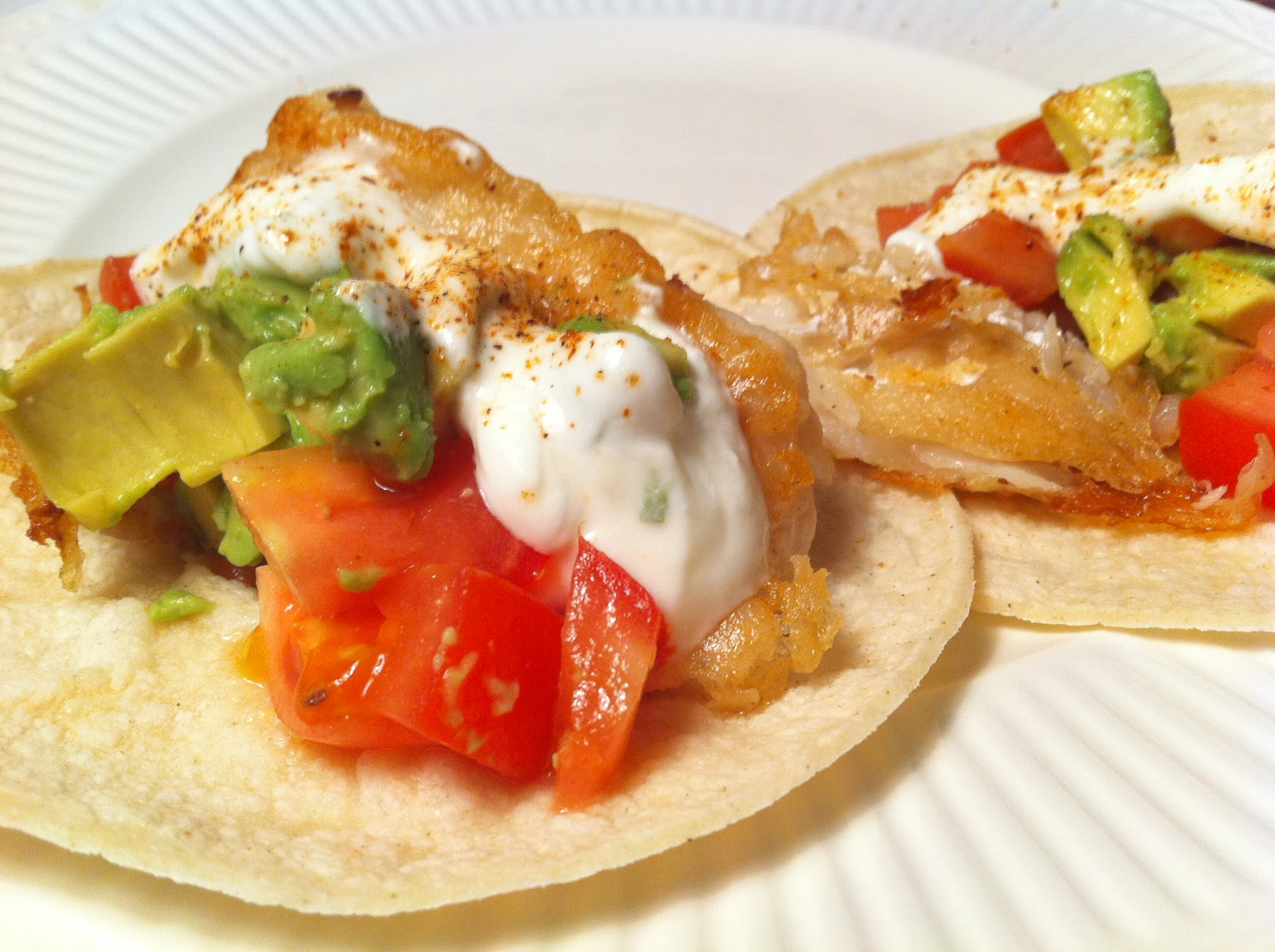 Fest beer battered fish tacos for Fish taco batter