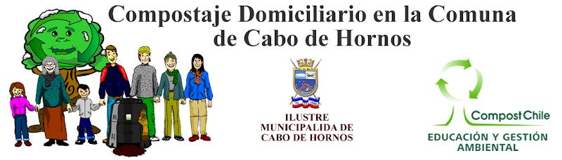 Compostaje en la Comuna de Cabo de Hornos