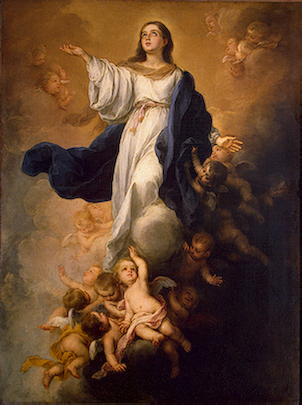 IMMACULATE CONCEPTION (2), Dec 8 by Fr Greg Vega