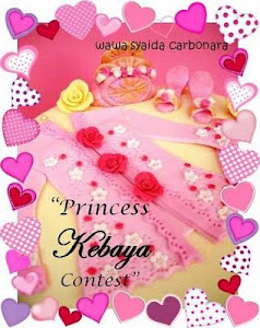 Princess Kebaya Contest  ;)