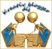 Kreatív Blogger Díj 2011