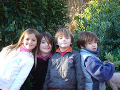 con Bett, Oli y Edy