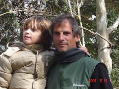 Papá y yo!!