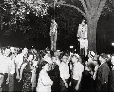 صور الأحداث التاريخية التي تغير العالم Lynching