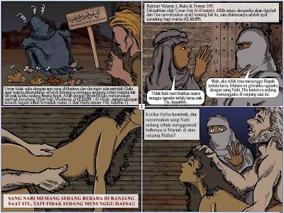 Lagi, Pelecehan terhadap Nabi Muhammad melalui Komik