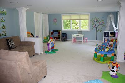 show me your living room playroom combo pics thenest