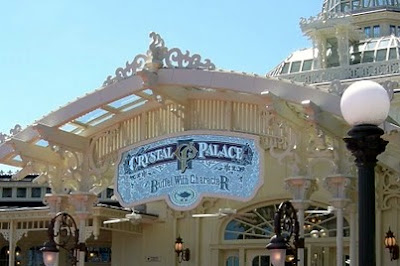 Crystal Palace – Magic Kingdom
