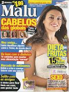 Reportagem Revista Malu
