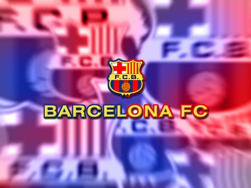 Gratis Download Wallpaper FC Barcelona