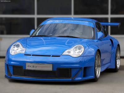 2005 Edo Porsche 996 Gt2 R. 2005 Edo Porsche 996 GT2 R