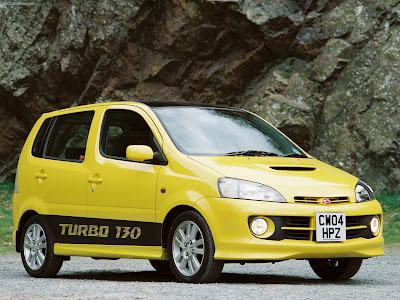 2004 Daihatsu Yrv Turbo 130 Daihatsu Cars