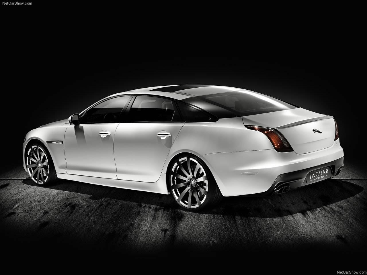Jaguar Auto Car 2010 Jaguar Xj75 Platinum Concept