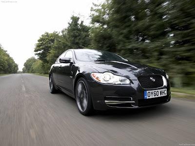 HQ Luxury Sports Coupe Jaguar Auto Car : 2011 Jaguar XF Black Pack