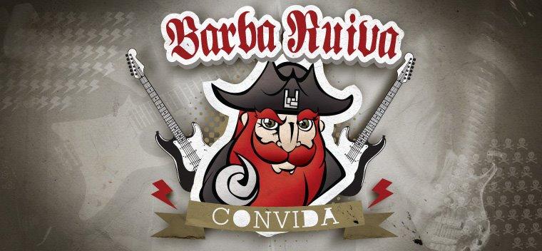 BARBA RUIVA CONVIDA