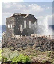 El hotel Punta Grande