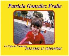 Patricia Gonzáles Fraile