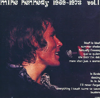 MIKE KENNEDY  1969 - 1973 VOL. 1