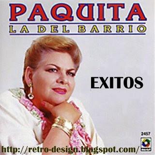 Paquita La Del Barrio - Rata De Dos Patas