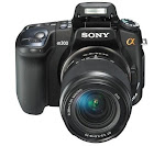 My Newest Camera Sony Alpha 300K