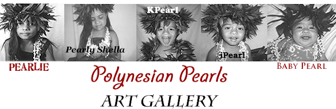 Polynesian Pearls  Art Gallery