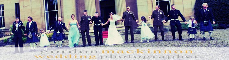 gordon mackinnon wedding photographer