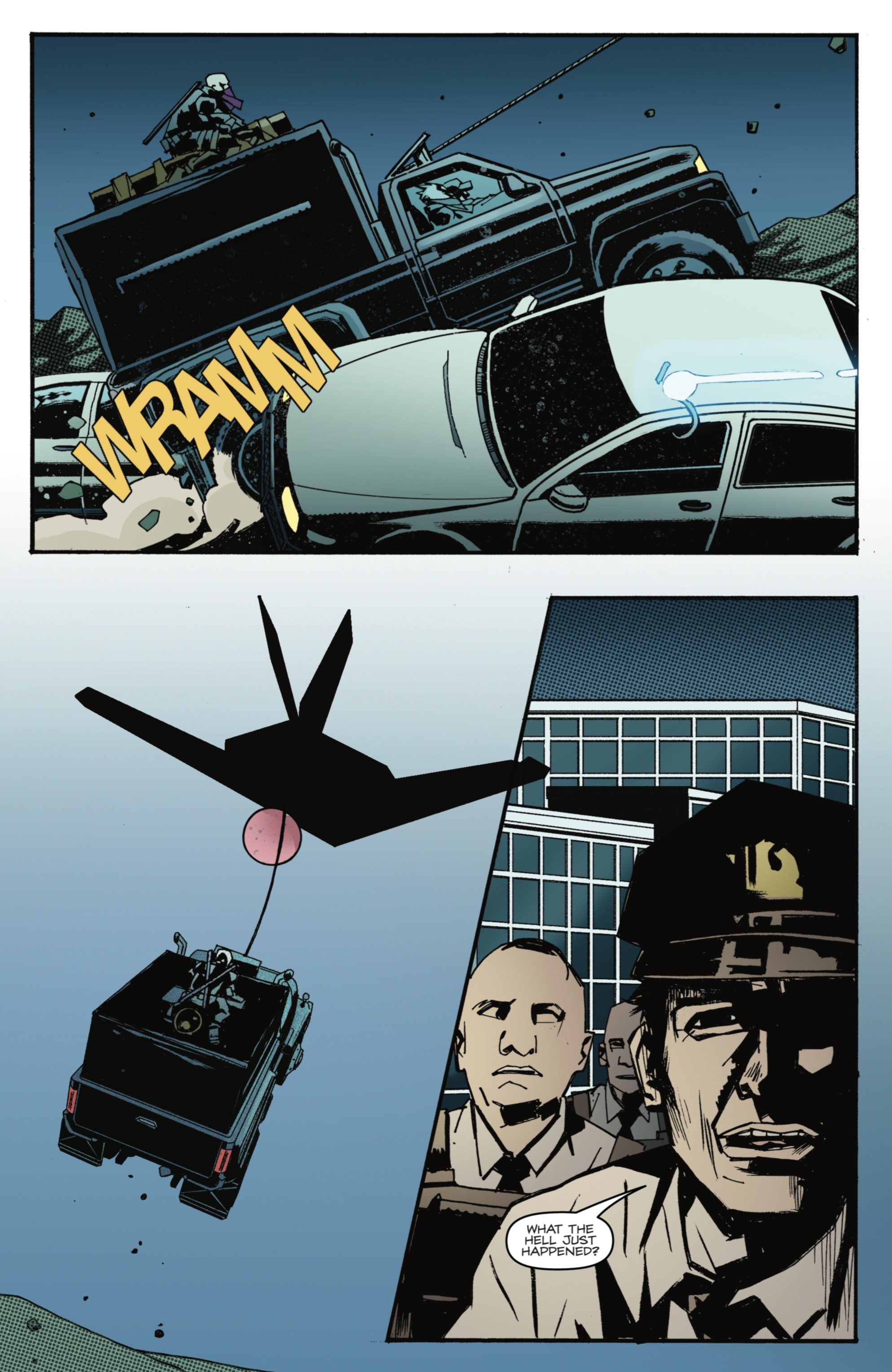 Read online G.I. Joe: The Cobra Files comic -  Issue # TPB 1 - 45