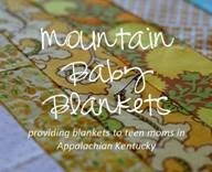Mountain Baby Blankets