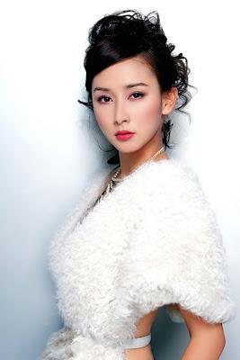 Hu Jing, Sexy Cute Chinese Actress