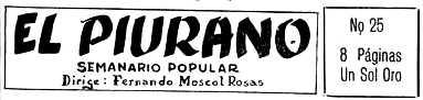 EL PIURANO