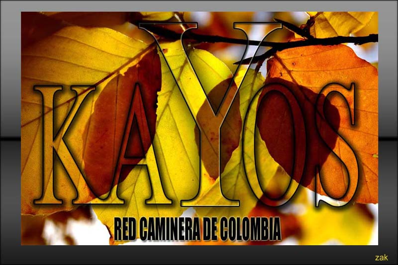 KAYOS - RED CAMINERA DE COLOMBIA