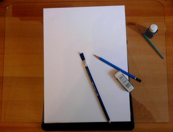 Tavolo Da Disegno Portatile : La matita autodidatta come costruirsi una tavola da disegno