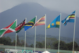 Flags of the East African Community Partner States