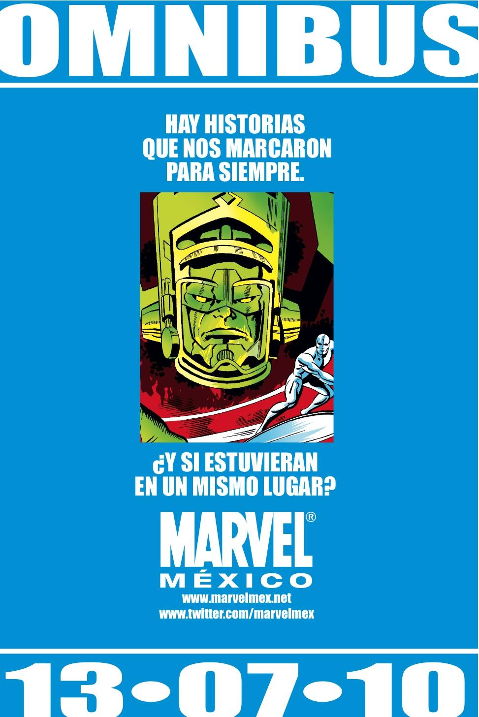 Marvel Sagas (México) OMNIBU~1