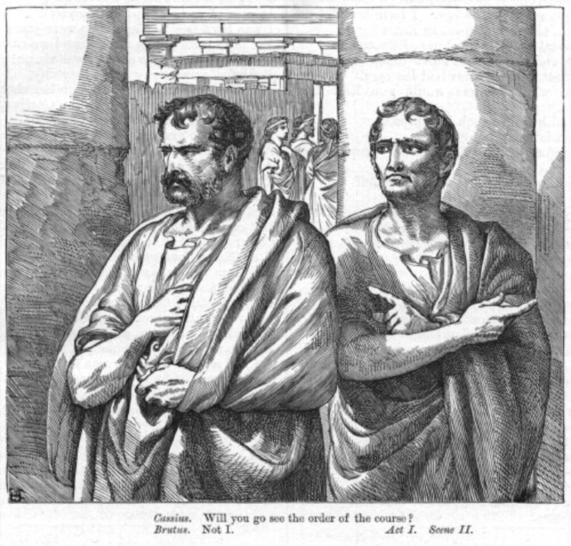 superstitions in the tragedy of julius One of shakespeare's tragedies, the tragedy of julius caesar, is full of  superstition and the supernatural it contained so much superstition in order to.