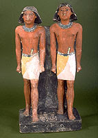 Nirnaatsed. Double statue. 5th. D.