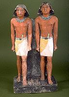 Nirnaatsed. Double statue. 5th. D.