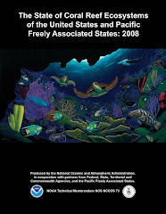 """50% of Coral Reef in """"POOR"""" or """"FAIR' condition."""