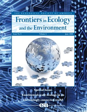 ESA, especial issue with data bank, free online, and map of tropical dissaster in caribbean area.